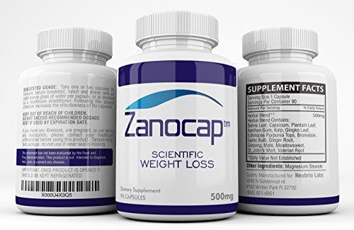 Cabbage Soup Zanocap Diet Weight Loss Pills (90 Caps) by Selmedica Healthcare by Selmedica Healthcare (Image #1)