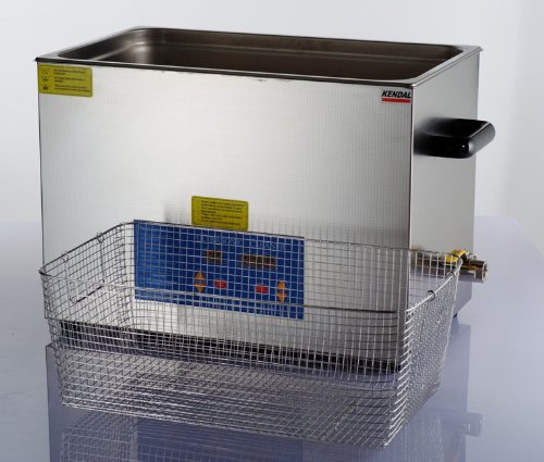 Kendal Commercial Grade 27 Liters 900 Watts HEATED ULTRASONIC CLEANER HB27 by Kendal (Image #1)