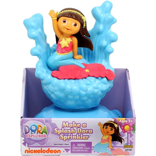Dora the Explorer MAKE A SPLASH DORA Sprinkler