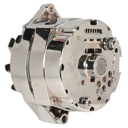 DB Electrical ADR0336-C Alternator (For Chevrolet General Motors 110 Amp 3-Wire Setup 65-85)