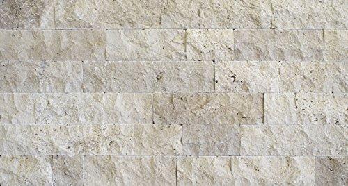 Emser Tile T06TRAVIV4FRES Travertine Stone Mosaic Blends ...