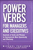 Power Verbs for Managers and Executives Front Cover