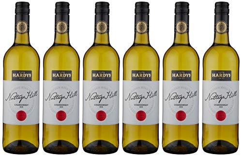 Hardys Nottage Hill Chardonnay Wine, 750ml – Pack of 6