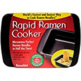 Gold Ramen Cooker - Microwave Ramen in 3 Minutes - BPA Free and...