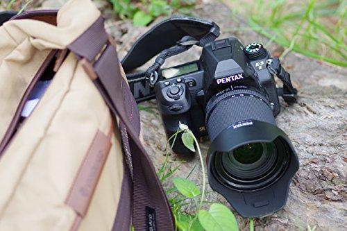 PENTAX デジタル一眼レフ K-3II 18-135WR レンズキット GPS内蔵 ローパスセレクタ 最高約8.3コマ/秒 16190