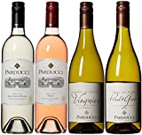 Parducci White Wine Mixed 4 Pack, 4 x 750 mL