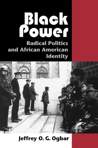 Search : Black Power: Radical Politics and African American Identity (Reconfiguring American Political History (Paperback))