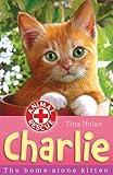 Charlie, the Home-Alone Kitten, Tina Nolan, 1561486485