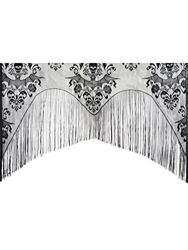 Morris Costumes Lace Decor Halloween Damask Cu (Country Halloween Costumes)