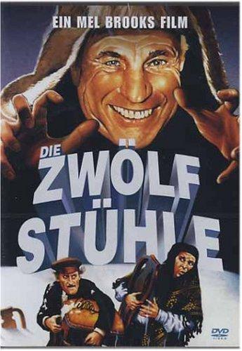 Die zwölf Stühle [Alemania] [DVD]: Amazon.es: Ron Moody ...