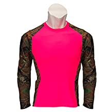 Womens Impulse 4 Way Stretch Active Performance Long Sleeve T-Shirt
