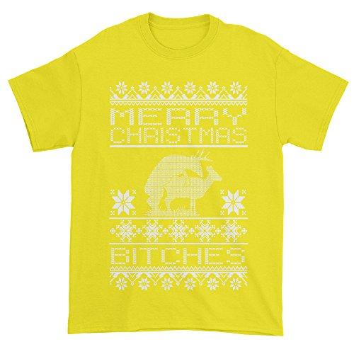 Bitch Yellow T-shirt - 5