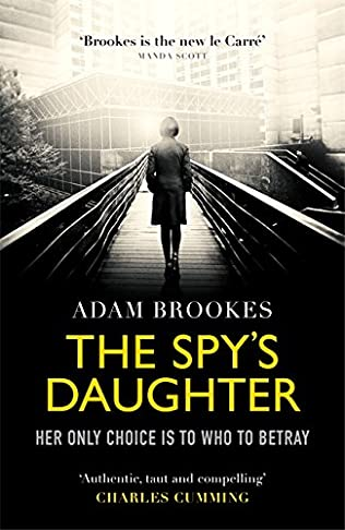 book cover of The Spy\'s Daughter