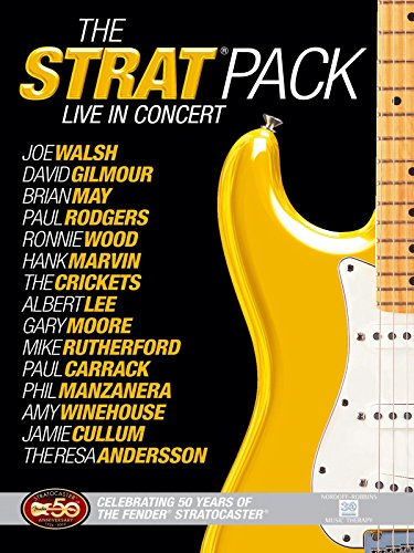 Strat Pack - 50 Years of Fender -