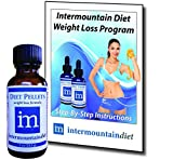 Intermountain Diet Pellets, Complete Weight Loss System, 40-day supply, Lose 1 to 2 lbs per Day - Guaranteed