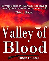 Valley of Blood (Survival Apocalypse Book 3)