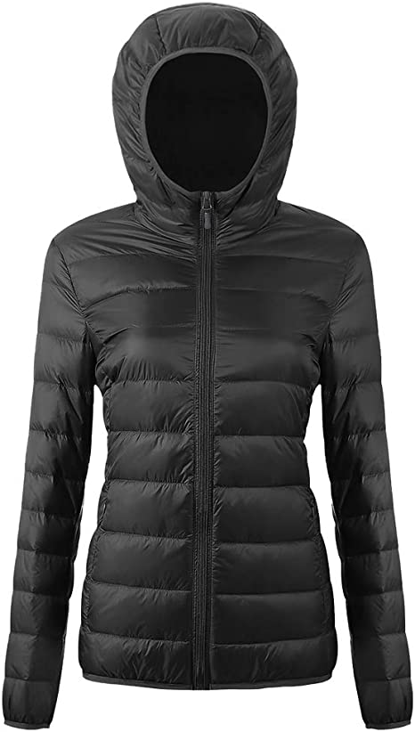 Down Jacket Light Weight Puffer