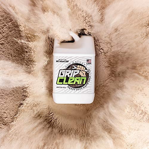 Grip Clean | DirtInfusedHeavy Duty Hand Cleaner - All Natural (1/2gal) x2 by Grip Clean (Image #1)