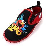 Sesame Street Boys Elmo Aqua Socks Water Shoes
