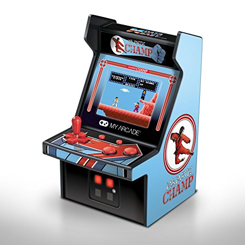 """Used, My Arcade Karate Champ Micro Player 6"""" Collectable for sale  Delivered anywhere in Canada"""