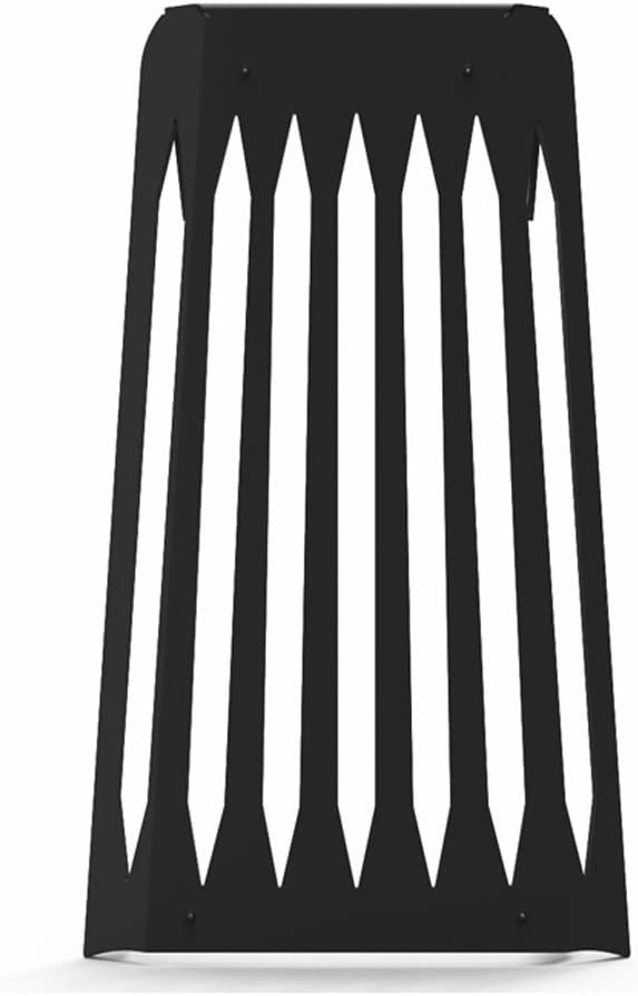 GRL-100-11 2010-2016 Honda Fury VT1300 Blade Polished Stainless Radiator Cover Grill Guard fits Ferreus Industries