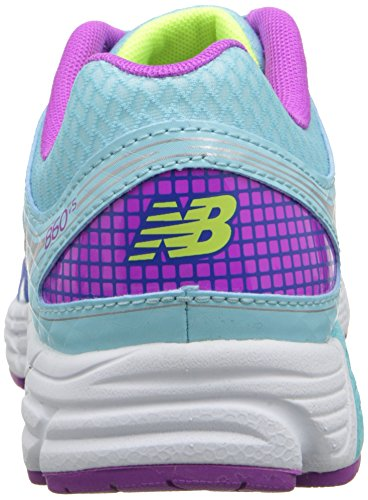 888546335189 - New Balance KJ860 Youth Lace Up Running Shoe (Little Kid/Big Kid), Blue/Purple, 11 M US Little Kid carousel main 1