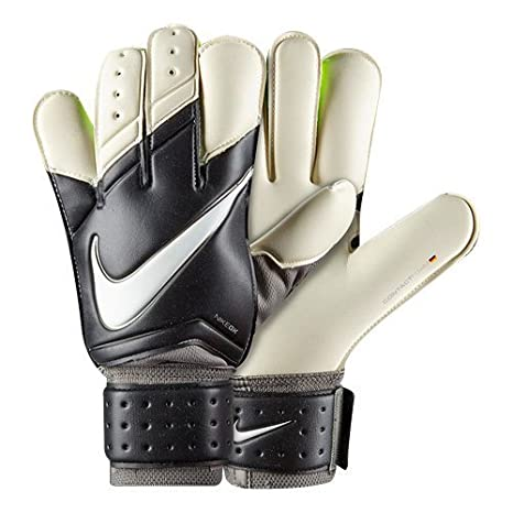 reasonable price to buy temperament shoes Buy Nike GK Vapor Grip 3 Soccer Goalkeeper Gloves (Black/White) (8 ...