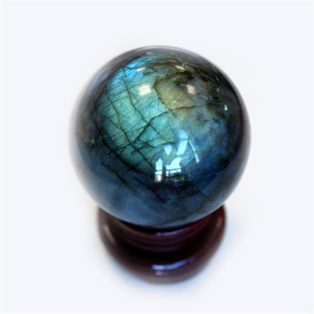 Self-Reflection 50-60 mm Massage Natural Rose Quartz Amethyst Sphere Crystal Healing Energy Stone Great For Meditation