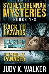 The Sydney Brennan Mystery Series: Books 1-3 (Sydney Brennan Mysteries Box Set)