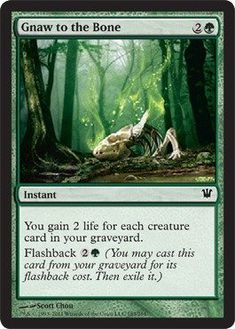 (Magic: the Gathering - Gnaw to the Bone -)