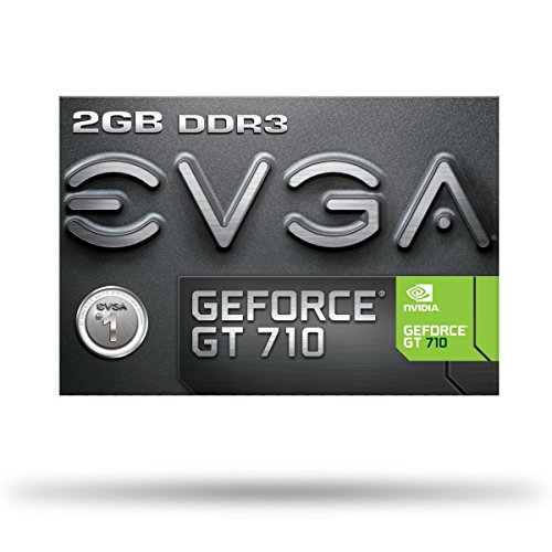 EVGA GT 710 2GB DDR3 64bit Single Slot, Dual DVI 02G-P3-2717-KR by EVGA (Image #7)