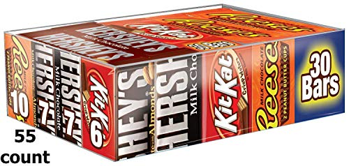 HERSHEY'S Chocolate Candy Bar Variety Pack