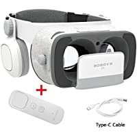 Xiaozhai BOBOVR Z5 Daydream View 3D VR Headset with Gyroscope Remote Controller