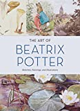 img - for The Art of Beatrix Potter: Sketches, Paintings, and Illustrations book / textbook / text book