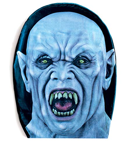 Female Monster Scary Costumes - Vampire Mask Full Face - Scary