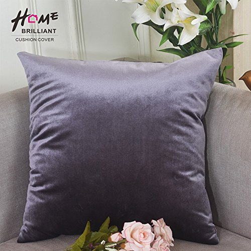 Deluxe Square Decorative Accent Pillow