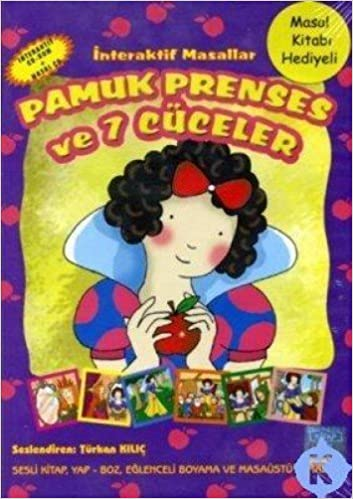 Pamuk Prenses Ve 7 Cuceler 9789944472166 Amazon Com Books