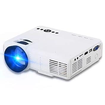 Beamer, Mini proyector portátil, teléfono móvil WiFi inalámbrico ...
