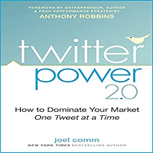 Twitter Power 2.0 Audiobook