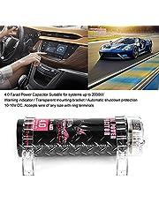 Car Audio Cap, 4 Farad Power Capacitor Power Capacitor for CARS