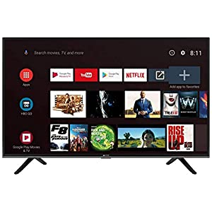 Micromax 81 cm (32 inch) HD Ready Certified Android Smart LED TV 32TA6445HD (Black) (2019 Model)