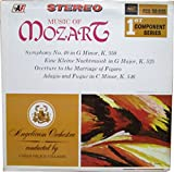 Music of Mozart - Angelicum Orchestra - Carlo Felice Cillario