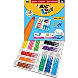 BIC KiDS Couleur Extra Large Felt Pens 'Special for School' Class Pack (96 Pieces)