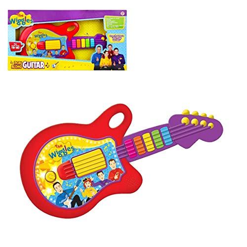 The Wiggles Play Along Guitar 29990000