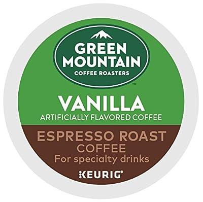 Caribou Coffee Real Inspirations Blend Espresso Roast, Single Serve Coffee K-Cup Pod