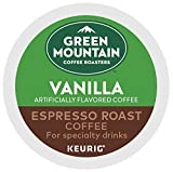 Green Mountain Coffee Roasters, Vanilla Espresso Roast, 48 Count Review