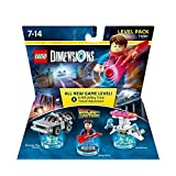 Lego Dimensions - Back to the Future Level Review and Comparison