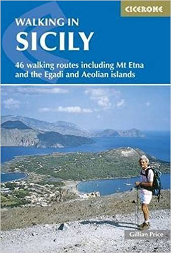 Book Walking in Sicily (Cicerone Guides) by Gillian Price (2015-02-28)