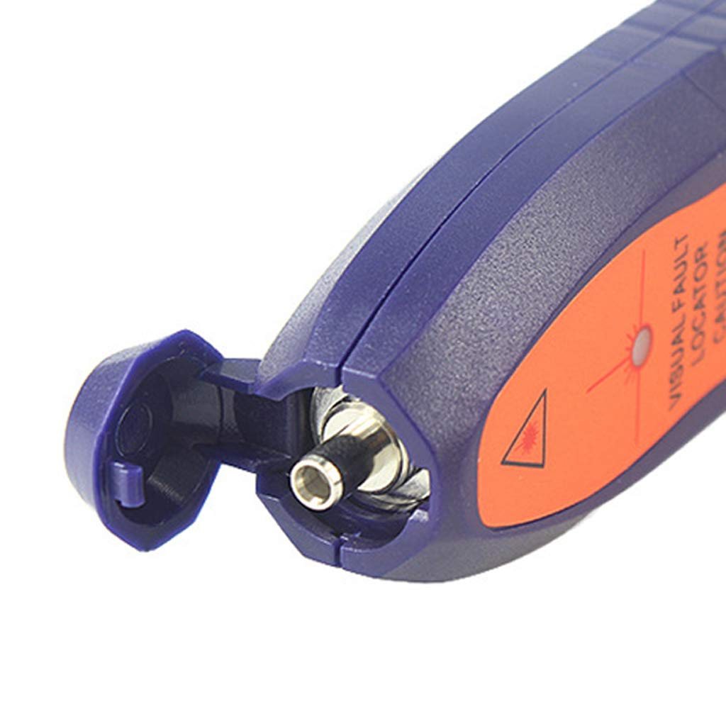 Baosity AUA-70C Portable Optical Fiber Power Meter Tester Measure -70dBm~+10dBm + 20mW 15KM Visual Fault Locator Fiber Tester Detector Meter Pen Tools by Baosity (Image #7)