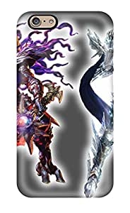 Lucas B Schmidt's Shop Christmas Gifts First-class Case Cover For Iphone 6 Dual Protection Cover Soulcalibur
